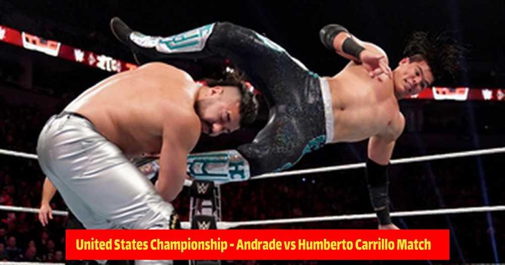 Andrade vs Humberto Carrillo Match Prediction