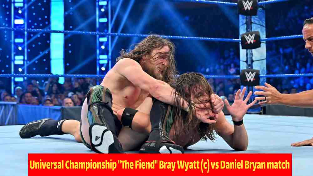 The Fiend Bray Wyatt vs Daniel Bryan Match Prediction
