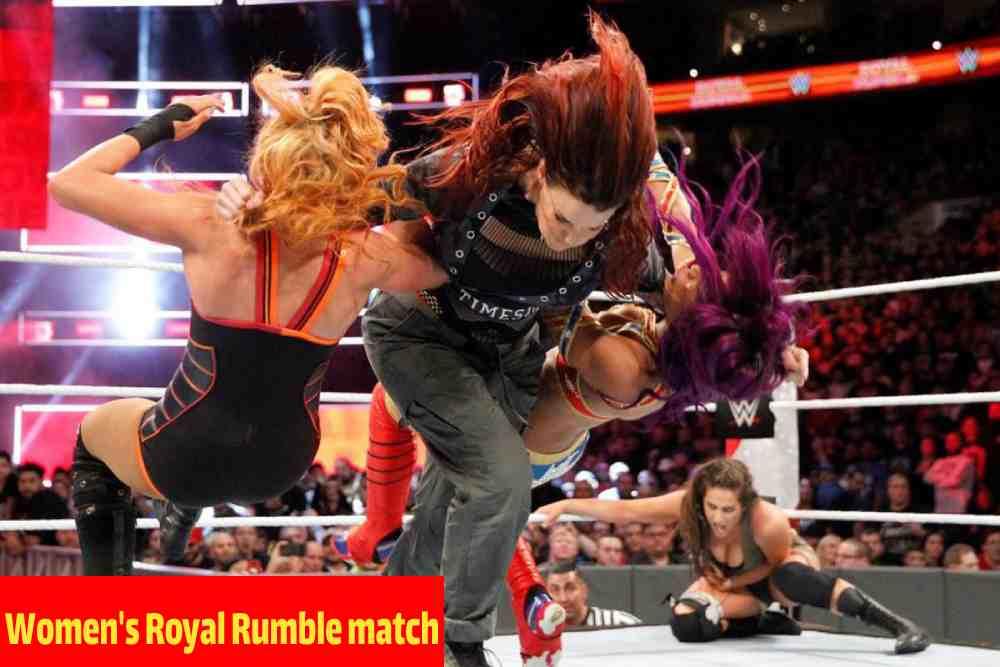 Women Royal Rumble Match Prediction