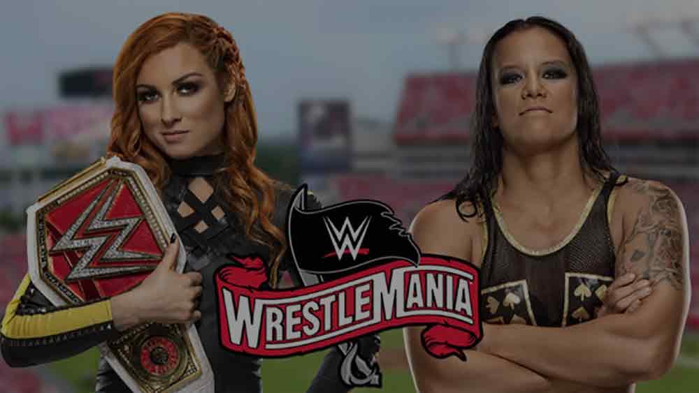 Becky Lynch (c) vs Shayna Baszler