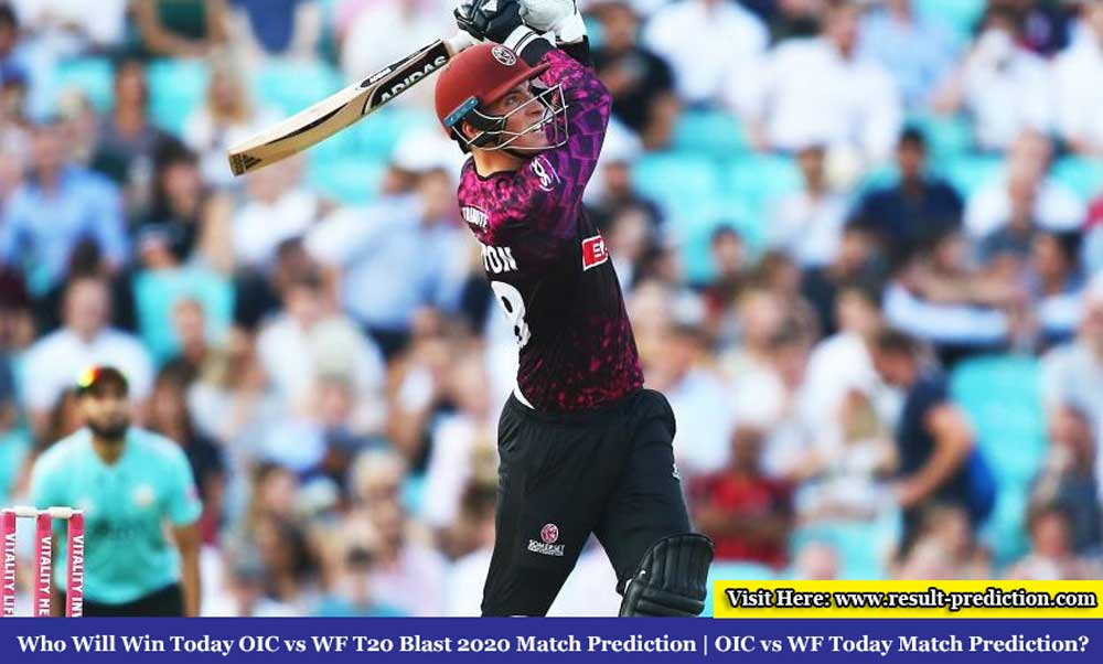 Who Will Win Today OIC vs WF The Hundred 2020 Match Prediction | OIC vs WF Today Match Prediction?