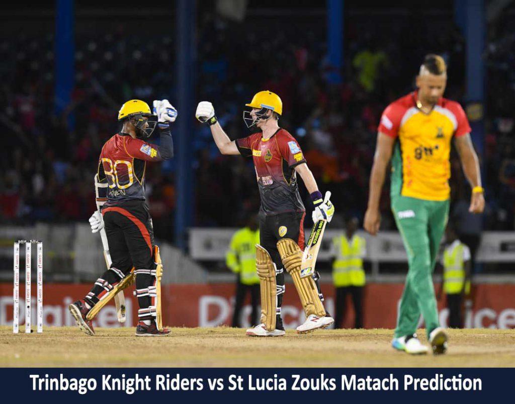TKR vs STZ Caribbean Premier League 2020 Match Prediction