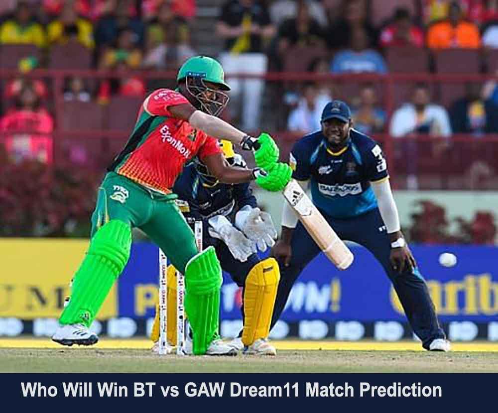 Who Will Win BT vs GAW Dream11 Match Prediction