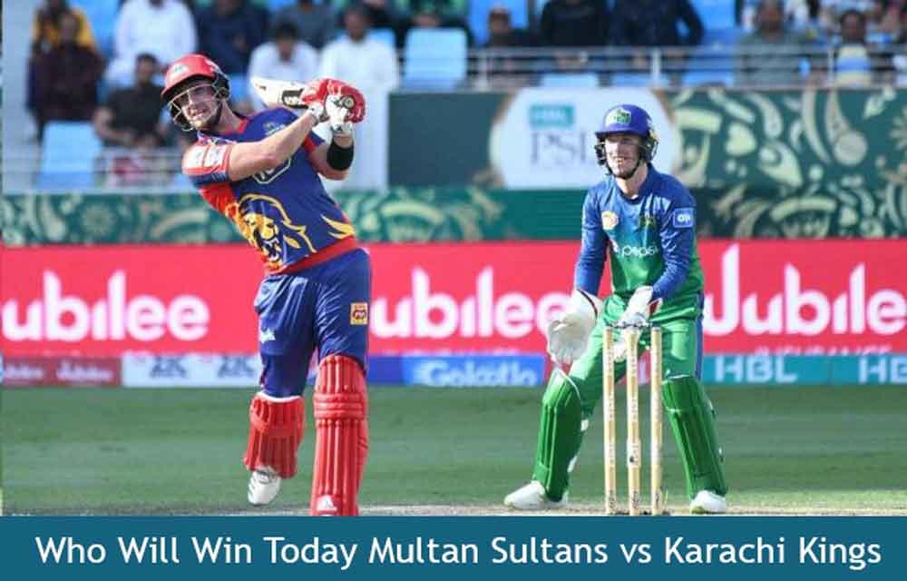 MS vs KRK Pakistan Super League Qualifier Match Prediction