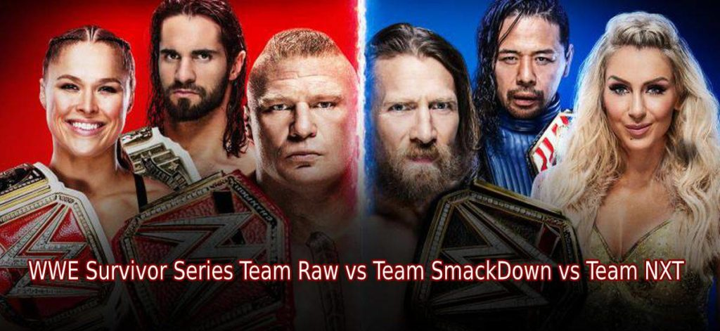 WWE Survivor Series 2019 Match Prediction