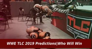 WWE TLC 2019 Predictions Who Will Win