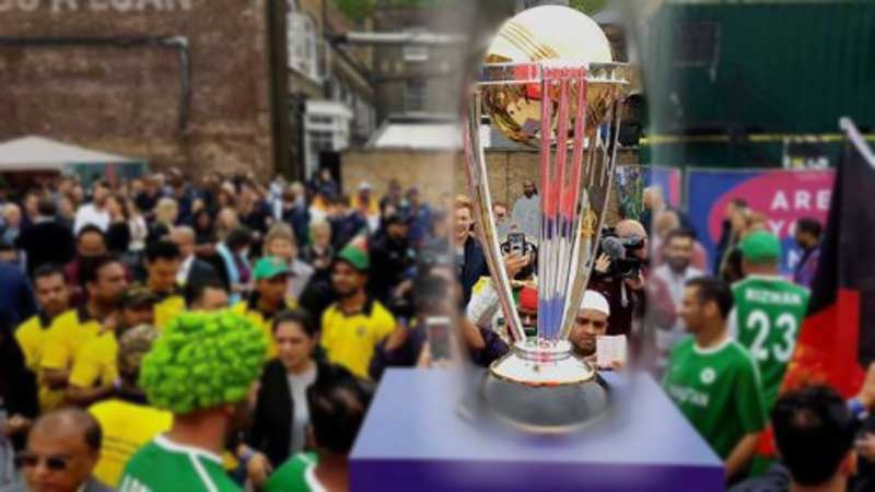 The ICC Cricket World Cup League two match prediction