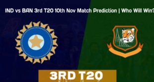 IND vs BAN Match Prediction
