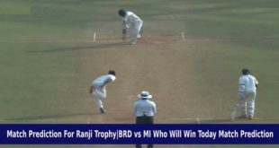 BRD vs MI Who Will Win Today Match Prediction