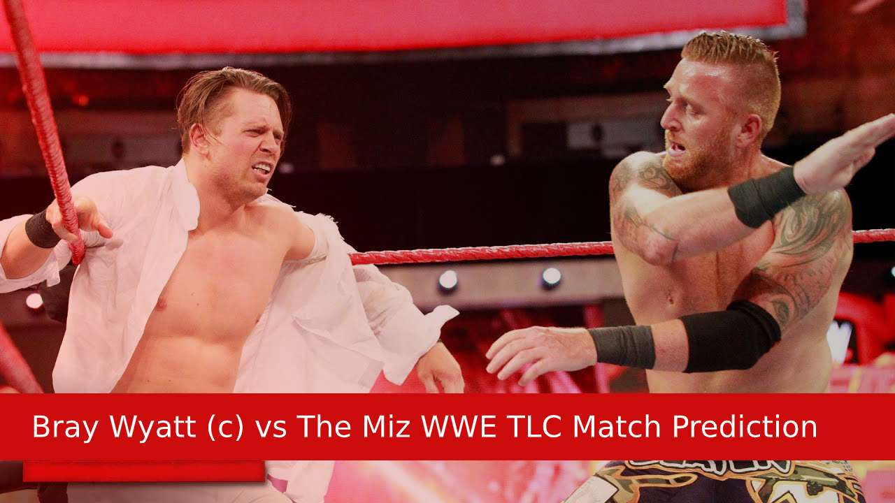 Bray Wyatt (c) vs The Miz match prediction