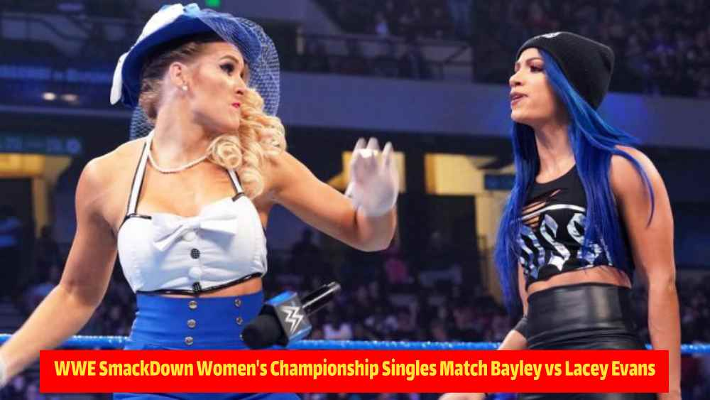 Bayley vs Lacey Evans Match Predition