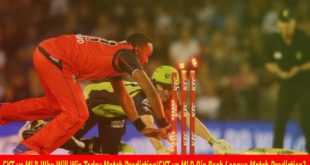 SYT vs MLR Who Will Win Today Match Prediction|SYT vs MLR Big Bash League Match Prediction?
