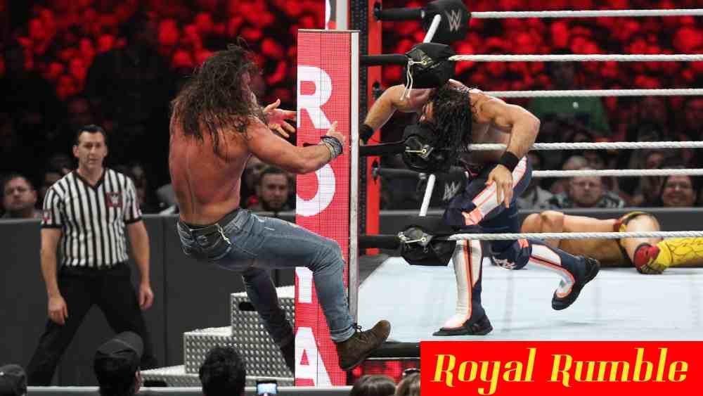 WWE Royal Rumble Match Prediction
