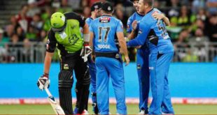 Who Will Win Today ADS vs SYT Big Bash League Match Prediction | ADS vs SYT Today Match Prediction?