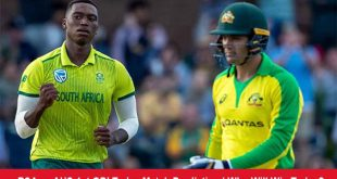 RSA vs AUS 1st ODI Match Prediction | Who Will Win Today Match?
