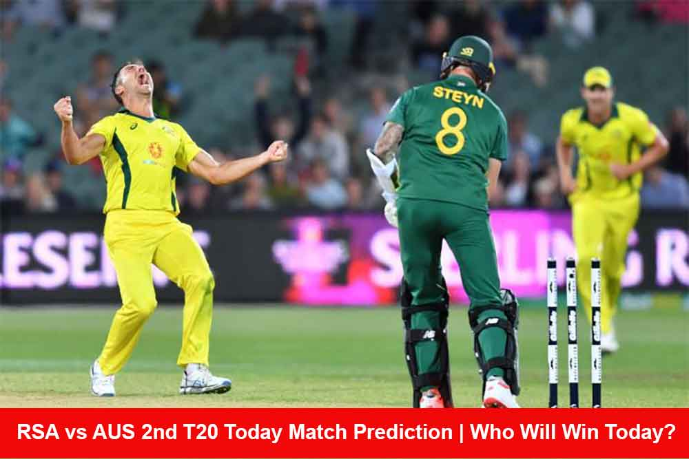 RSA vs AUS 2nd T20 Today Match Prediction | Who Will Win Today?