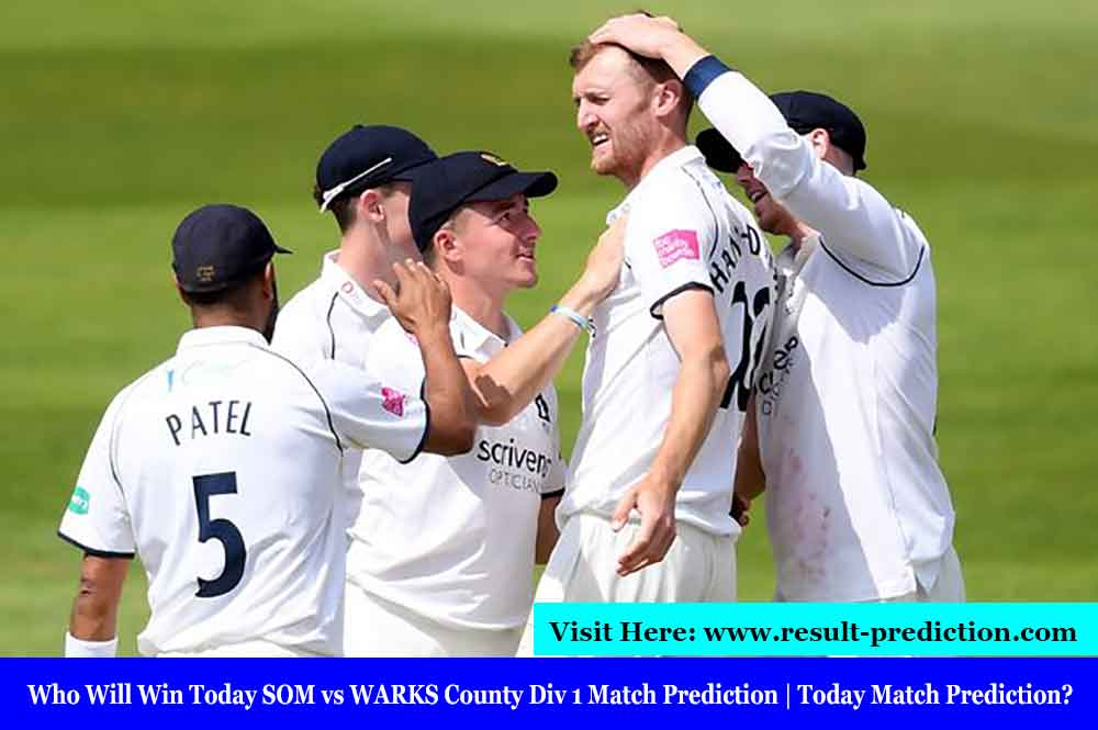 Who Will Win Today SOM vs WARKS County Div 1 Match Prediction | Today Match Prediction?