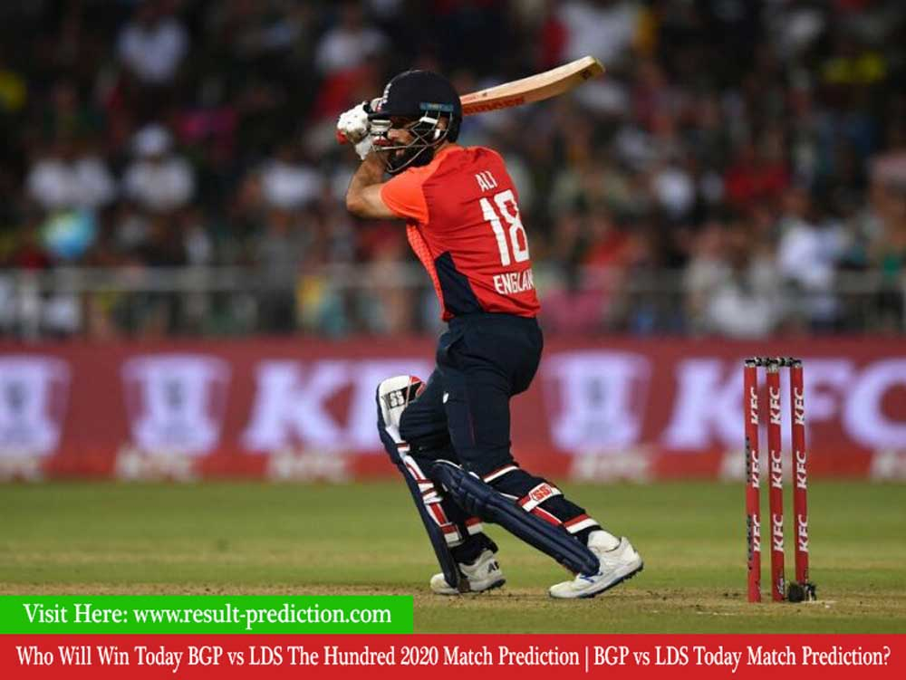 Who Will Win Today BGP vs LDS The Hundred 2020 Match Prediction | BGP vs LDS Today Match Prediction?