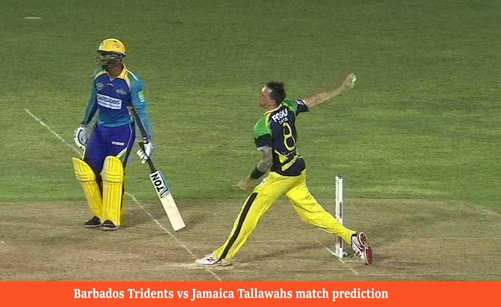 BT vs JT Caribbean Premier League 2020 Match Prediction