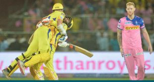 RR vs CSK IPL Match Prediction | RR vs CSK 4th Match 20 September 2020 Who Will Win