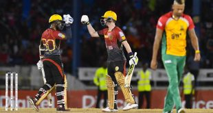 TKR vs STZ Caribbean Premier League 2020 Match Prediction