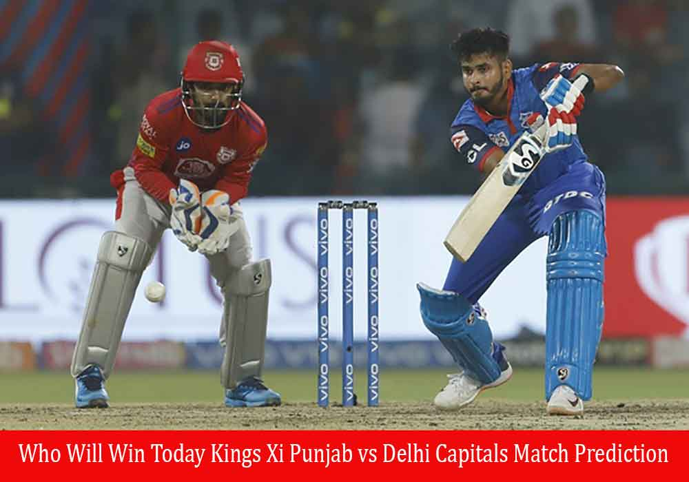 KXIP vs DC Match Prediction | KXIP vs DC 38th IPL Match Prediction