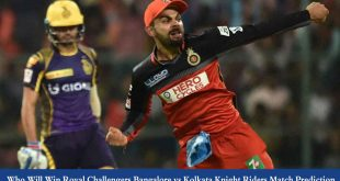 RCB vs KKR Match Prediction | RCB vs KKR 28th IPL Match Prediction