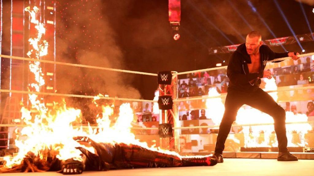 Randy Orton V/S Bray Wyatt