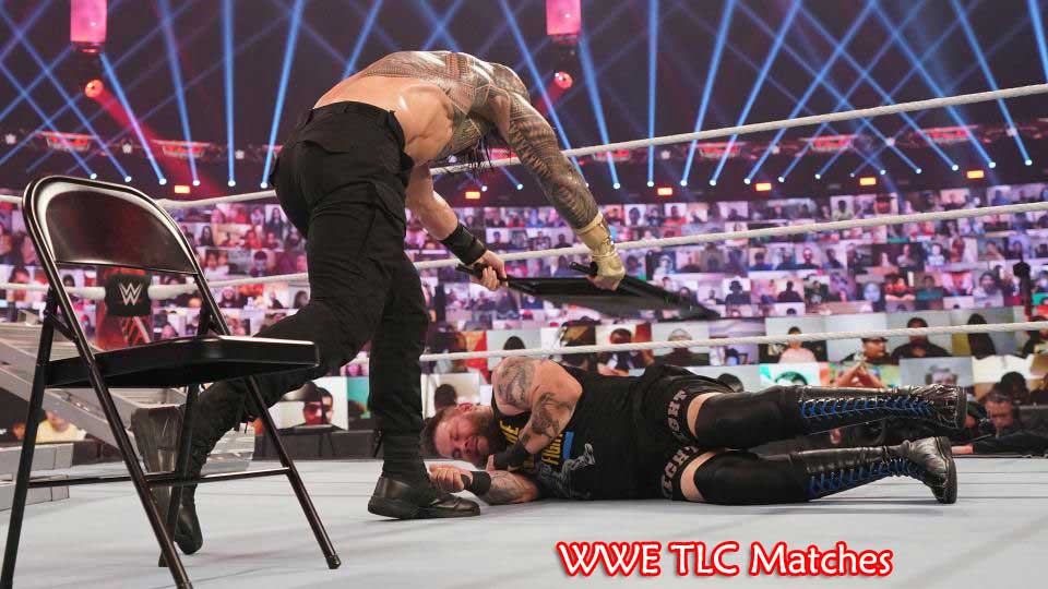 WWE TLC Matches