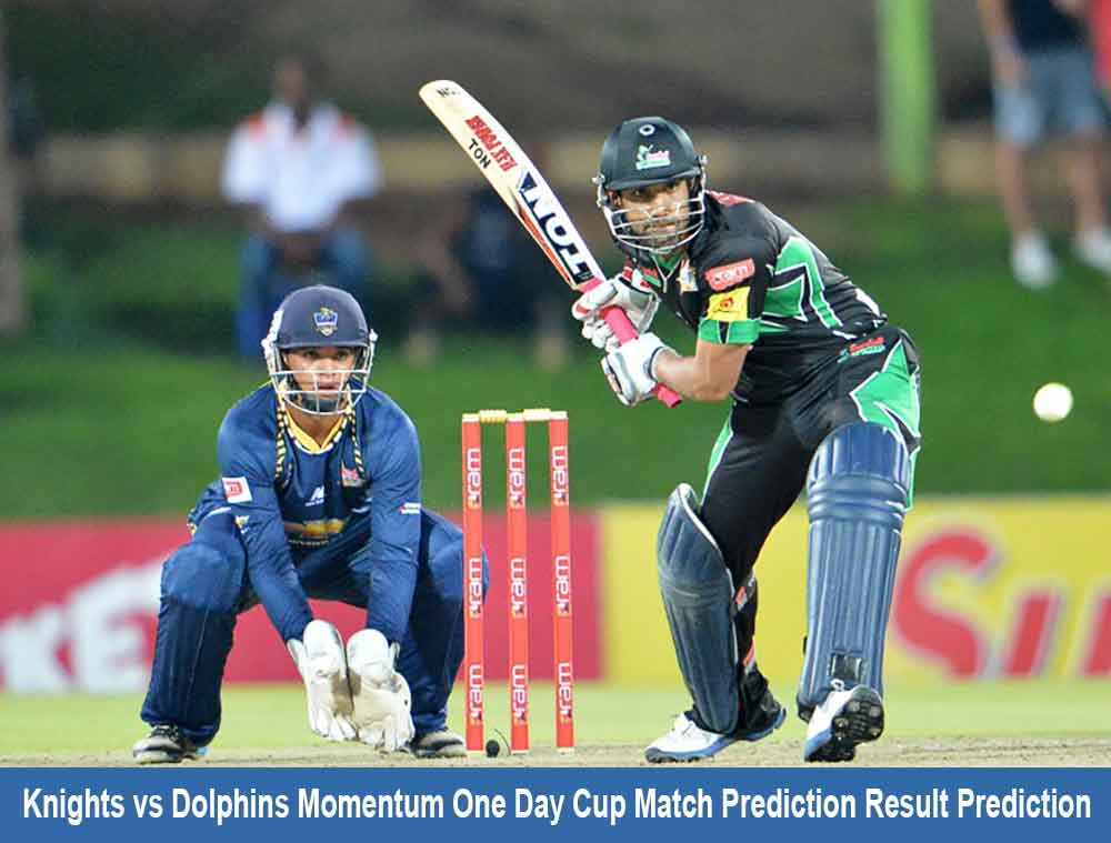 KNG vs DOL Momentum One Day Cup Match Prediction