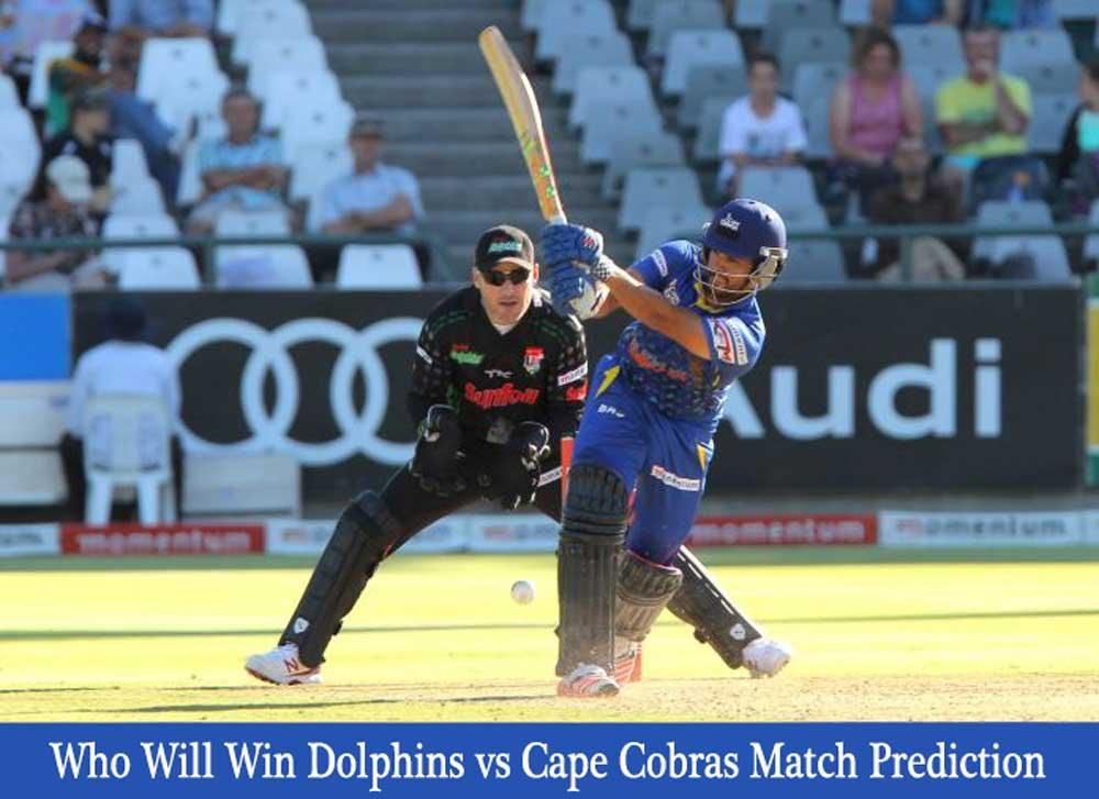 Who Will Win DOL vs COB CSA T20 Challenge Match Prediction