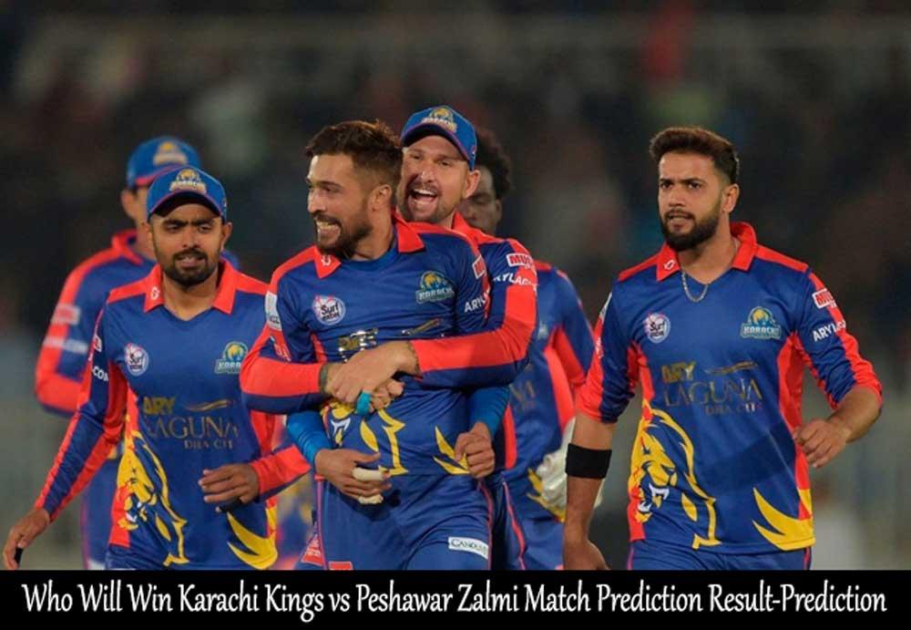 Who Will Win KRK vs PSZ Pakistan Super League Match Prediction