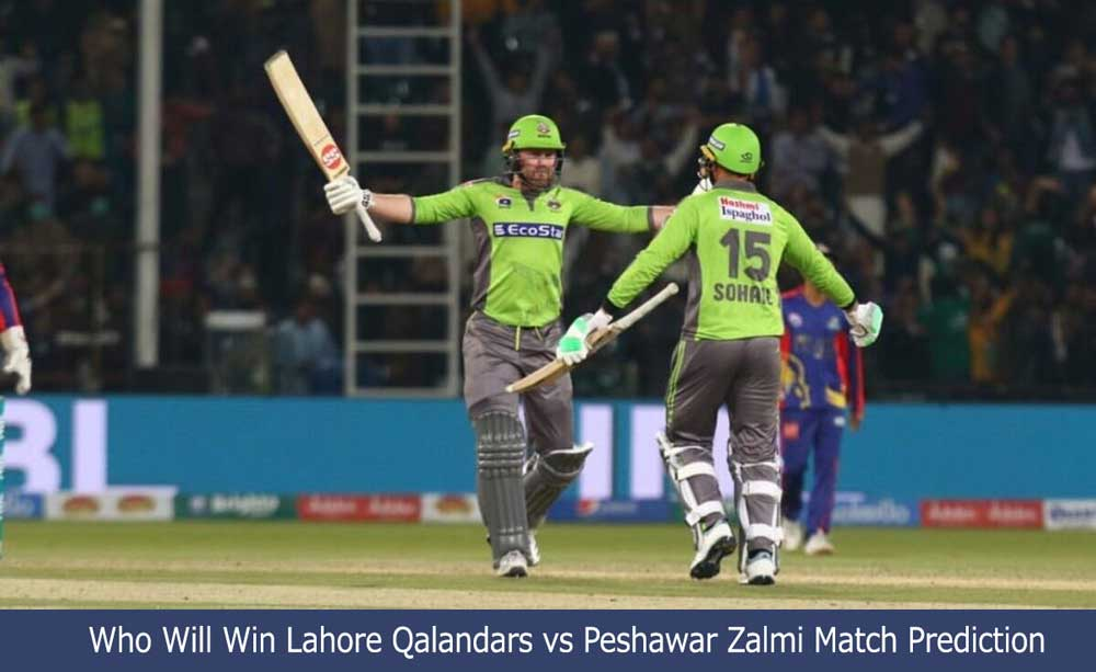 Who Will Win LHQ vs PSZ Pakistan Super League Match Prediction