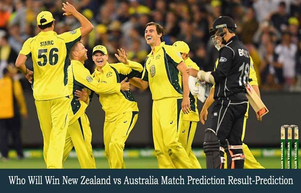 New Zealand vs Australia 1st T20 Match Prediction