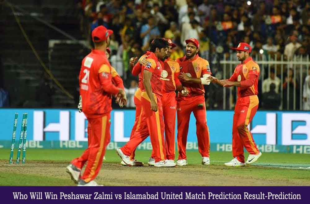 PSZ vs ISU Pakistan Super League Match Prediction
