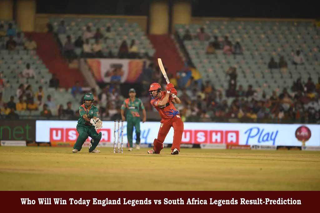 Who Will Win ENGL vs RSAL Road Safety World Series Match Prediction