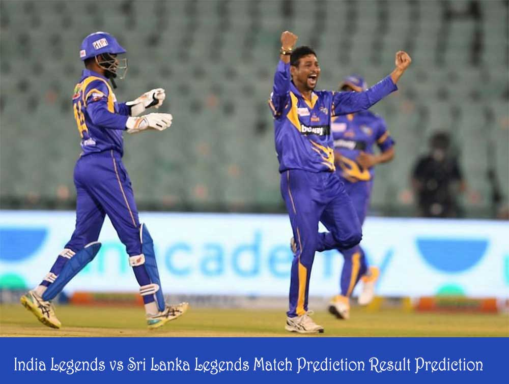 INDL vs ISLL Road Safety World Series Match Prediction Result Prediction