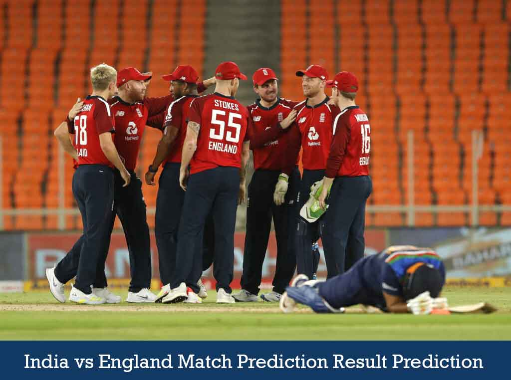 IND vs ENG 1st ODI Playing XI Prediction