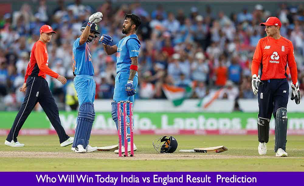 Who Will Win Today IND vs ENG 1st T20 Match Prediction Result Prediction