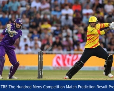 LDN vs TRE The Hundred Mens Competition Match Prediction Result Prediction