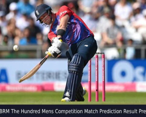 SOU vs BRM The Hundred Mens Competition Match Prediction Result Prediction