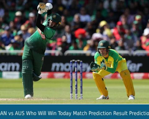 BAN vs AUS 1st T20 Who Will Win Today Match Prediction Result Prediction