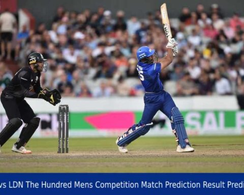 OVL vs LDN The Hundred Mens Competition Match Prediction Result Prediction