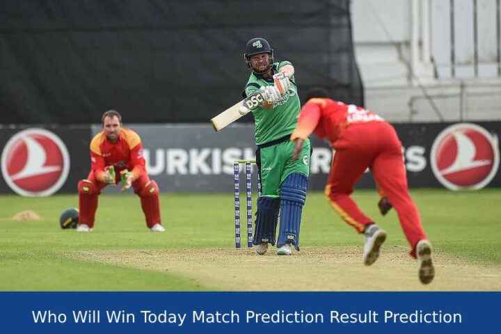 Who Will Win Today IRE vs ZIM 1st T20 Match Prediction